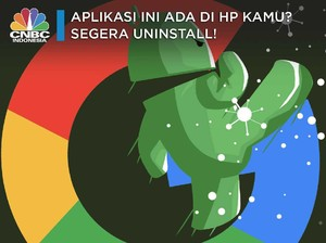 Aplikasi ini Ada di HP Kamu? Segeralah Uninstall!