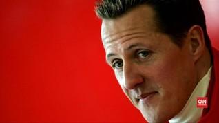 VIDEO: Schumacher akan Jalani 'Operasi Rahasia'