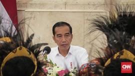 Jokowi Bahas Pemekaran saat Bertemu Tokoh Papua di Istana