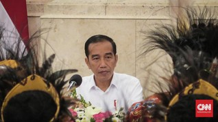 Jokowi Janjikan 1.000 Mahasiswa Asal Papua Jadi Pegawai BUMN