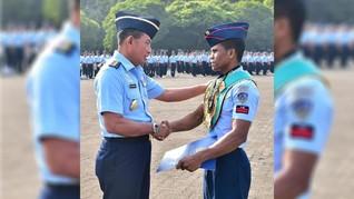 Prajurit TNI AU Ongen Yakin Juara Dunia Seperti Chris John