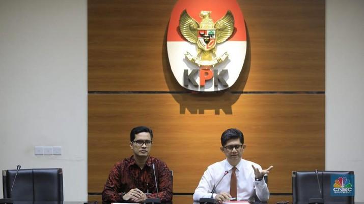 Komisi Pemberantasan Korupsi (KPK) telah menetapkan mantan VP Marketing Pertamina Energy Service (PES) Bambang Irianto (BTO) sebagai tersangka
