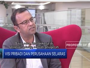 Presdir Unilever Bocorkan Resep Suksesnya