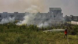 KLHK Segel 10 Lahan Konsesi Perusahaan Terkait Karhutla Riau