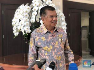 Wakili Jokowi, JK akan Bicara di Sidang Umum PBB