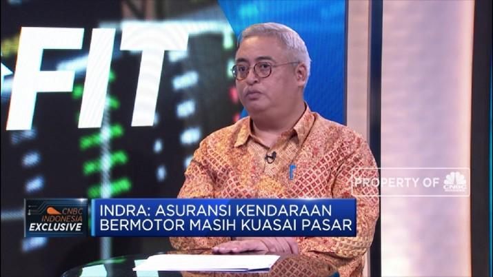 Bagaimana strategi TUGU dan bagaimana kondisi TUGU saat ini, berikut ini wawancara CNBC Indonesia dengan Direktur Utama Asuransi Tugu Indra Baruna.