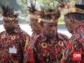 9 Tuntutan Tokoh Papua kepada Jokowi di Istana