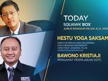LIVE Now! Jurus Pangkas Pajak ala Jokowi-Sri Mulyani