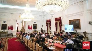 'Dibisiki' Bank Dunia, Jokowi Minta Industri Kayu Lebih Kuat