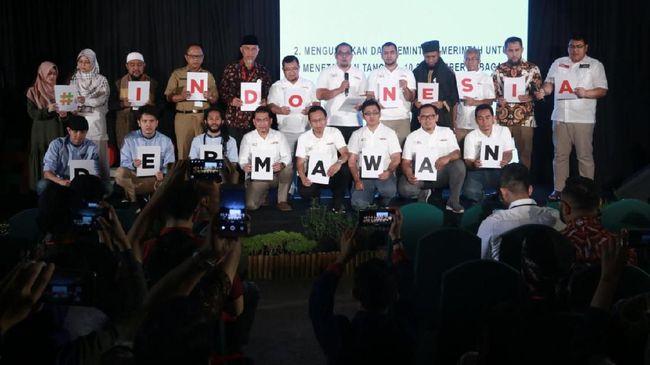 ACT Inisiasi Gerakan Filantropi Nasional Indonesia Dermawan