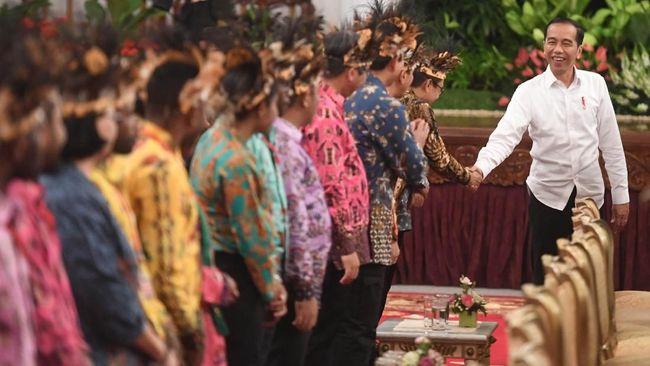 Jokowi Atur Waktu Terbang ke Papua