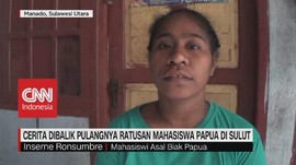 VIDEO: Cerita Dibalik Pulangnya Ratusan Mahasiswa Papua