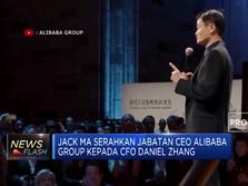 Pemilik Alibaba, Jack Ma Pilih Pensiun Dini