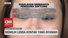 VIDEO: Memilih Lensa Kontak yang Nyaman
