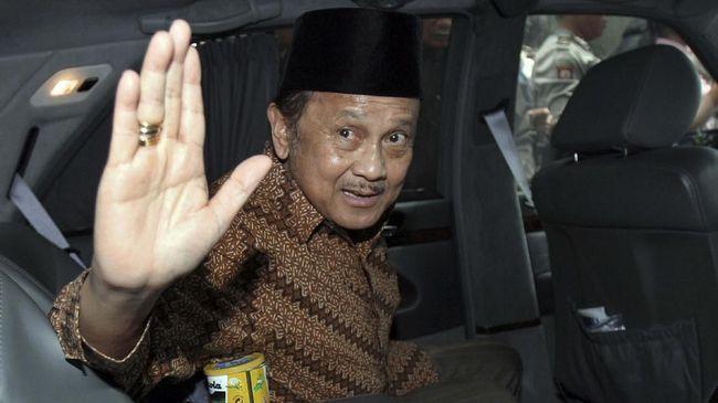 Dua Putra SBY Ucapkan Belasungkawa atas Wafatnya BJ Habibie