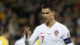 Ronaldo Merasa Dipermalukan dengan Tuduhan Perkosaan