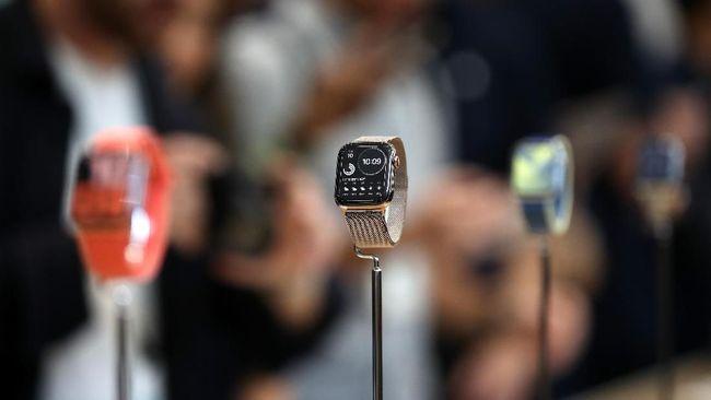 Apple Watch 5 Ikut Ramaikan Pesta Peluncuran iPhone 11