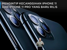 Intip Canggihnya iPhone 11 & iPhone 11 Pro yang Baru Dirilis