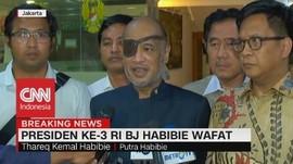 VIDEO: Putra Habibie: Jantung BJ Habibie Menyerah