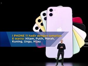 Ini Dia Perbandingan Tiga Produk dan Harga Apple XI