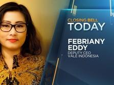 LIVE Now! Vale Indonesia Bicara Efek Larangan Ekspor Nikel