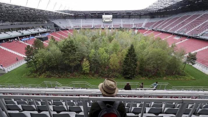 Hutan Gambut Banyak, RI Berpotensi 'Dagang' Karbon Rp 350 T
