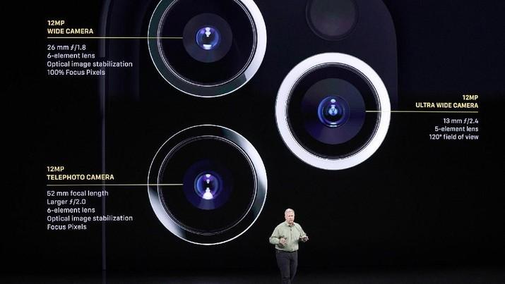 Apple baru meliris iPhone 11 dan iPhone 11 Pro, iPhone 11 Pro Max. Namun kini penggemar ponsel Apple ini sudah dihebohkan rumor kehadiran iPhone 12.