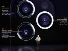iPhone 11 Masih Berusia 1 Bulan, Inikah Bocoran iPhone 12?
