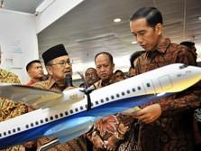 BJ Habibie dan Kejayaan Industri Pesawat Terbang Nusantara