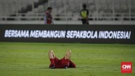 FOTO: Timnas Indonesia Dipermalukan Thailand