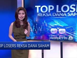 Top Losers Reksa Dana Saham