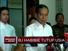 Ini Pernyataan Lengkap Jokowi Terkait Meninggalnya Habibie