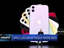 Apple Luncurkan Produk Baru