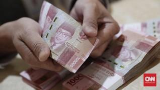 Walau Ekonomi Turun, Rupiah Menguat ke Rp13.984 per Dolar AS