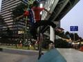 Jalan Hidup 'Street Skate' ala Naken Wijaya