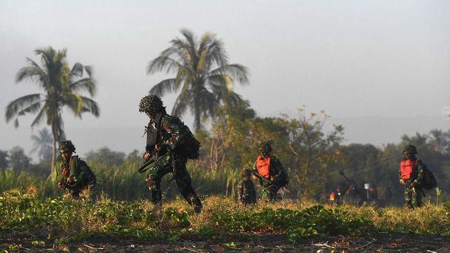 Kodam Brawijaya Bantah Latihan Militer di Permukiman Warga