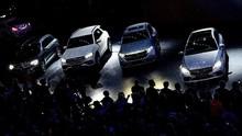 Demo Frankfurt Auto Show, Massa Tuntut 'Mobil Hijau' Hadir