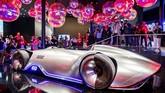 Mercedes-Benz membawa konsep mobil