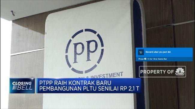 PTPP PT PP Raih Kontrak Dua PLTU Di Indonesia Timur