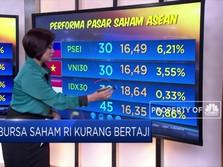 Bukan Cuma Investasi, Bursa Saham Juga Kurang Bertaji