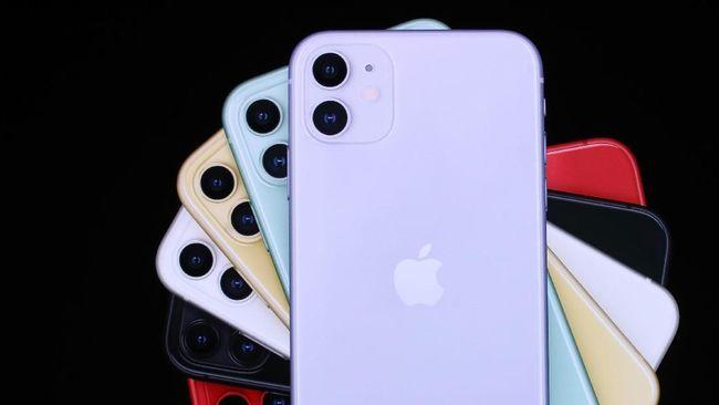 iPhone 11 HP Terlaris di Dunia, Kalahkan Samsung G