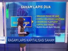 Ragam Lapis Kapitalisasi Pasar