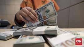 Rupiah Menguat Tipis ke Rp14.038 per Dolar AS