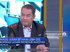 Menilik Implementasi OSS Dorong Daya saing Investasi