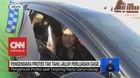 VIDEO: Pengendara Protes Tak Tahu Jalur Ganjil Genap