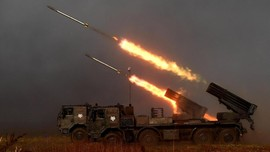Jenderal Iran Ditembak Roket AS, Warganet Teriak World War 3
