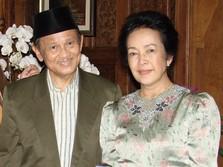 BJ Habibie: Totalitas ke Negara, Loyalitas ke Istri Tercinta