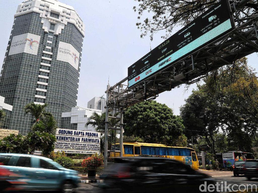 Saat ini, Pemerintah Provinsi (Pemprov) DKI Jakarta sedang membahas pelaksanaan ERP.
