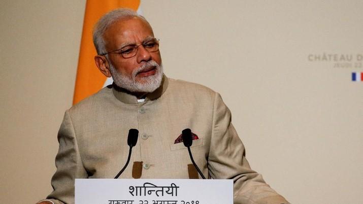 India & AS kini bernegosiasi soal tarif baja dan aluminium