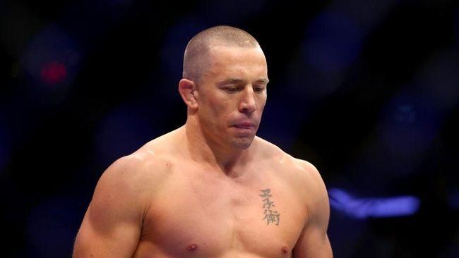 St-Pierre: UFC Khawatir Saya Menang Lawan Khabib